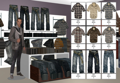 Merchandising dans la mode
